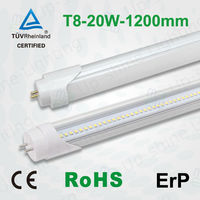 auto led lights TUV approved 0.6m 1.2m 10W 18W 20W t8 led tube