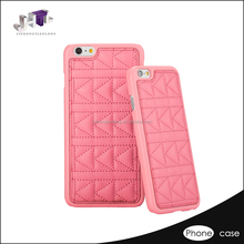 luxury leather made in china PU phone case