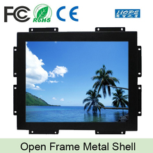 """TFT LCD 19"""" Open Frame Touch Screen Monitor with USB VGA DVI input"""