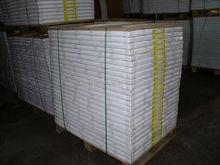 carbonless NCR printing paper Blue/Black image in sheets