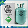 High efficient Air condition gas R134a in cylinder 30lb