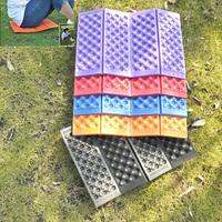 Foldable Outdoor Camping Mat Seat Foam XPE Cushion Portable Waterproof Chair Picnic Mat Pad 5 Colors