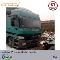 used Mercedes benz Actros 2040 truck