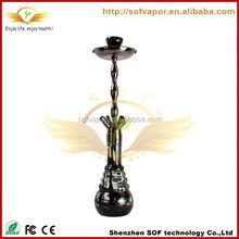 rechargeable hookah pen shisha hookah flavors silver charcoal machine smoking glass shisha premium hookahs