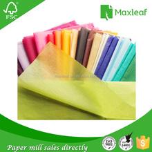Online shop china market tissue paper,50*66cm printed tissue paper,colored tissue paper jumbo roll