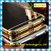 Metal aluminum Mirror phone cover for iphone 6/luxury aluminum mirror case for iphone 6