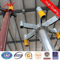 football field aluminum telescopic antenna mast price