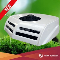 auto roof top mounted air conditioner for truck, van, trailer