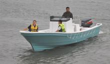 Liya 25ft frp fishing boat fiberglass used fishing boats for sale