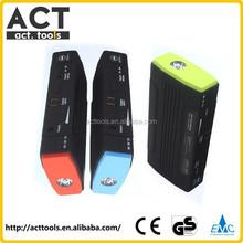 Multiple portable power bank Power Booster Jump Starter 12v