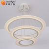 Acrylic chandelier parts led acrylic light acrylic crystal chandeliers OXD9943-3W