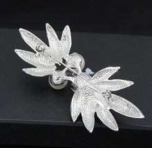 latest pearl pin brooch