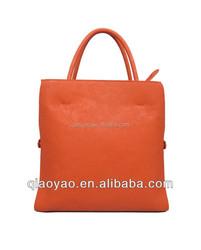 Leather bag vanity bag
