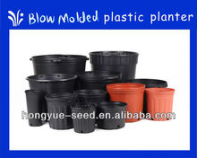 1,2,3,5,7,10,14,15, 20 gallon plastic pots,nursery pot
