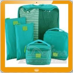 Traveling Luggage Packing Cubes Set Suitcase Organiser 5pc