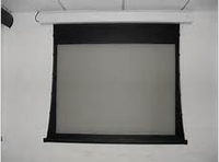 Telon brand tab tension projection screen with sofy matte white,new product!