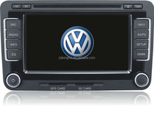 Android 4.4.2 Car Radio for VW Golf/Magotan GPS Car Stereo DVD Player RDS/Bluetooth/CAN Bus/WIFI/3G SKODA Octiva car radio dvd