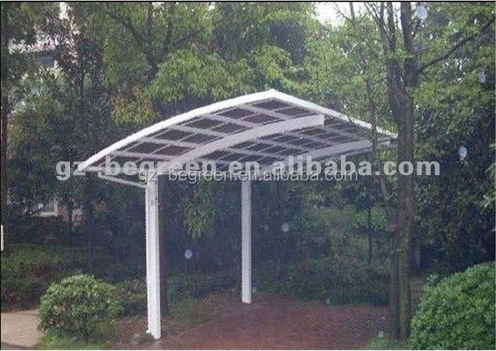 Diy Metal Frame Carports : Diy metal steel frame villa carport with alloy