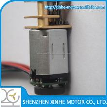 Dc 3 V 6 V 12 V N20 12 mm estímulo orientado motor con reducción de engranajes 1000:1 y ENCODER
