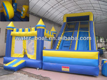 new design Inflatable Jumping Castle, Inflatable castle with slide