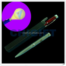 Smart Promotional Gifts Flashing Projection Pen