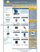 Internet Ecommerce Website Design and Web Development