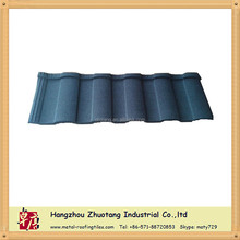 Wave (Roman) Type Stone Coated Metal Roof Tile