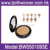 glitter shimmer powder , H0T026 branded compact powder