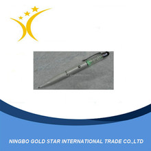 hot selling new style promotional metal led pen