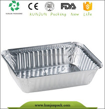 F6308 Discount Alu Take Away Container