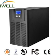 Monitoring function RS232 port online 1200 watt ups 50hz 60hz with LCD display