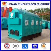 wood fired steam boiler for sale with one drum