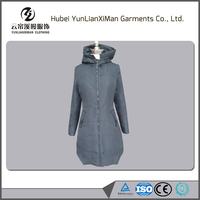 2015 long style fashionable women winter lady coat YD15003