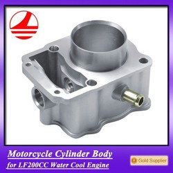 Factory Manufacture LiFan 200CC Motorcycle Parts 3 wheeler block