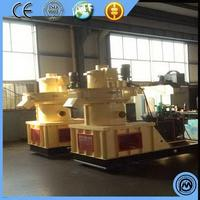 Customized hot-sale large family using maize high capacity modern wood pellet mill production line