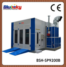 BSH-SP9200B China alibaba spray paint ventilation system/heat booth/painting drying booth