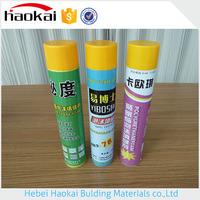 Polyurethane foam rubber,polyurethane foam sealant,polystyrene foam