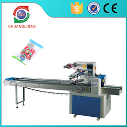 Horizontal Cotton candy Packing Machine