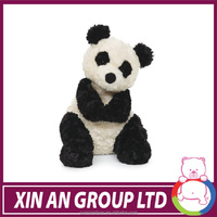 wholesale lovely panda bear stuffed baby toys