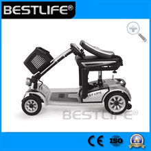China Four Wheel Electric Scooter For Elderly And Handicap