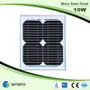 2015 Hot sales! 10W Mono Solar panel 10W