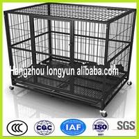High quality galvanized custom made dog cages