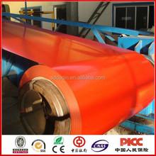 High compressive strength of PPGI steel coil