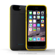 external power bank case for Iphone 6 battery case