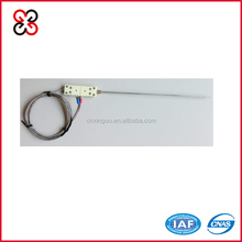 K/J/E/N/T type Mineral Insulated Thermocouple