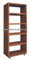 MDF wooden bookcase