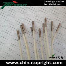 Printer cartridge 3mm diameter cartridge heater