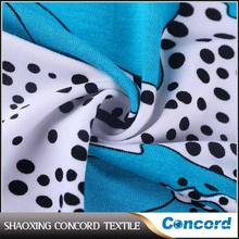 High quality Custom Attractive viscose stretch single jersey fabric
