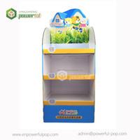 chocolate cardboard stand, pop up cardboard display stand,cardboard display stand