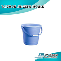 plastic barrel pail bucket mould,Plastic pickle barrels mould for sale
